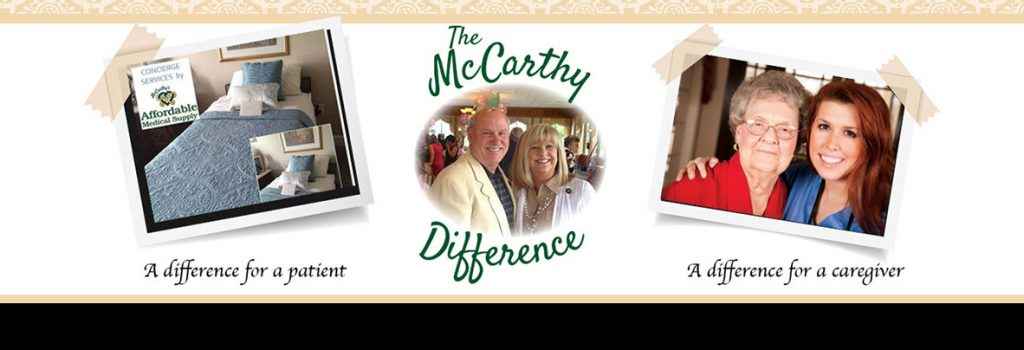 the mccarthy difference