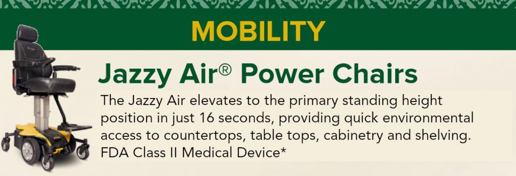 mobility power chairs