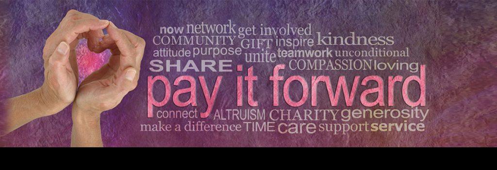 Affordable Medical Pay it forward program
