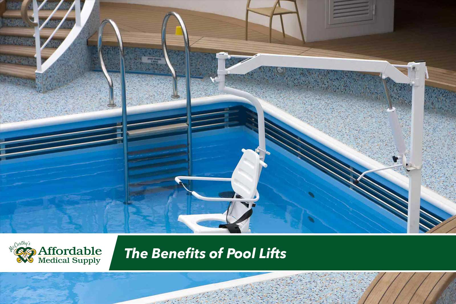 benefits of pool lifts