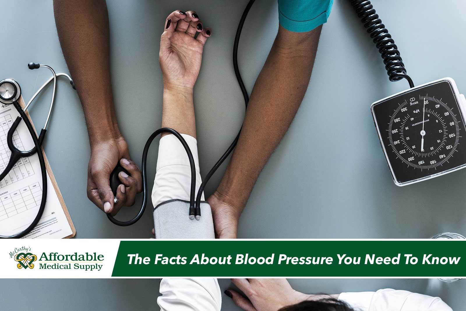 Facts About Blood Pressure