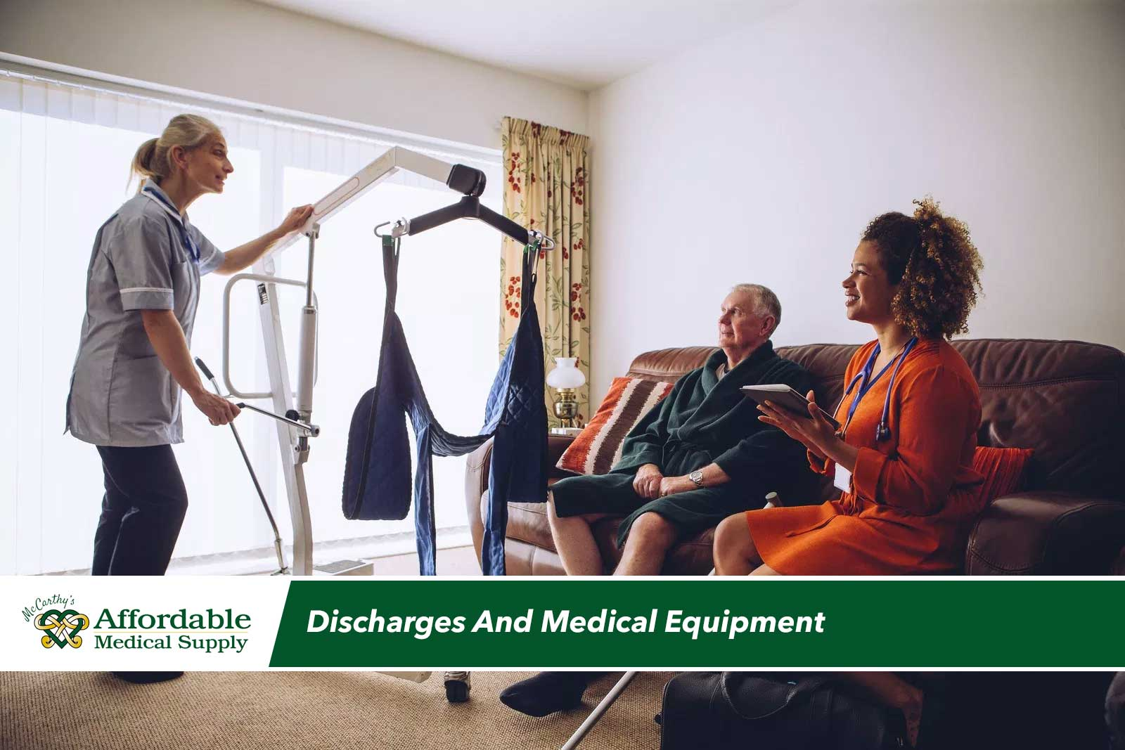 Discharges And Medical Equipment