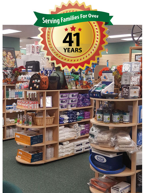 affordable medical supply retail store