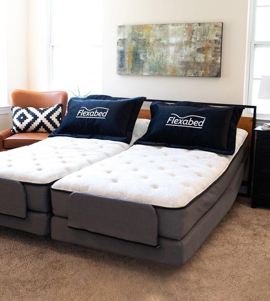 flex a bed